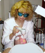 anti-aging, skin care, laser therapy, terraqant