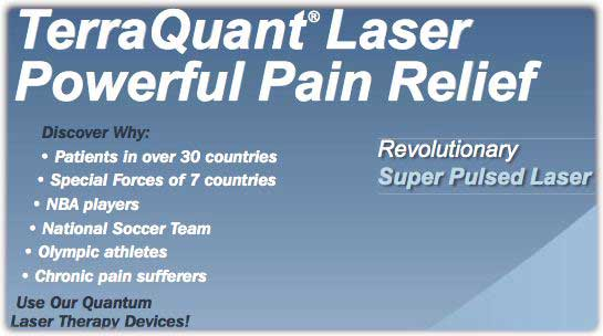 Terraquant Pro Pain Relief